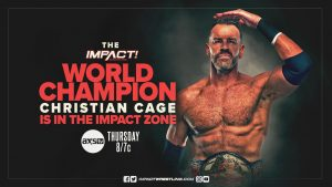 Impact Wrestling Results (8/19): Christian Cage Returns, Emergence Go-Home Show, More