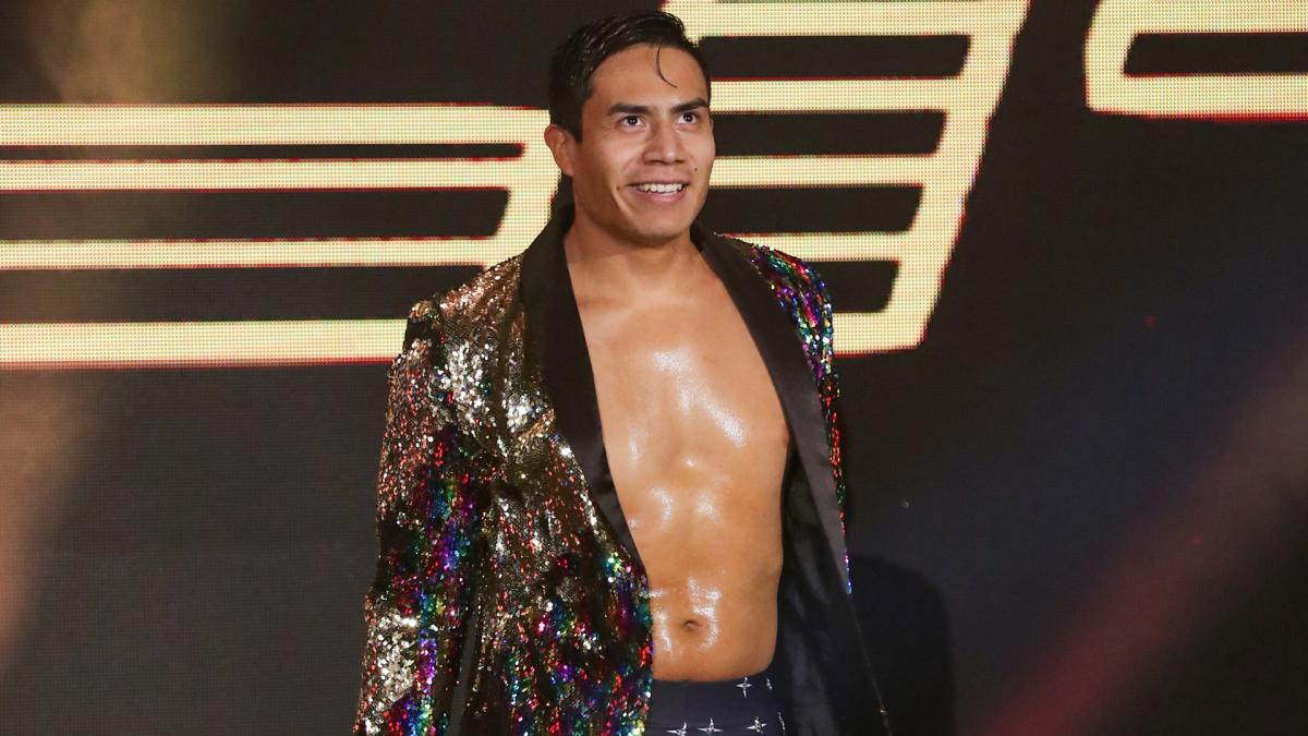 Jake Atlas Announces That He Is Stepping Away From Pro Wrestling