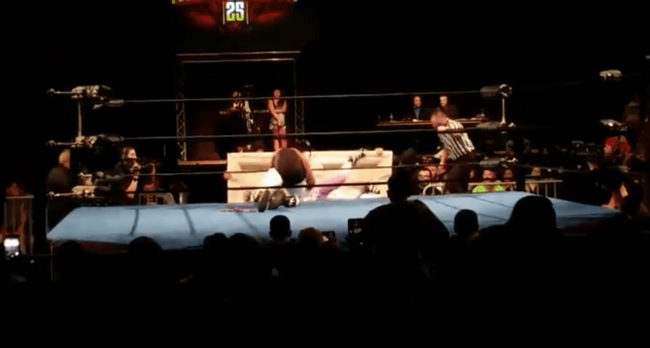 Jerry Lawler Faces Former WWE Star In A Casket Match