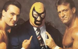 """WWE And The NWA Issue Statements On The Passing Of """"The Masked Assassin"""" Jody Hamilton"""