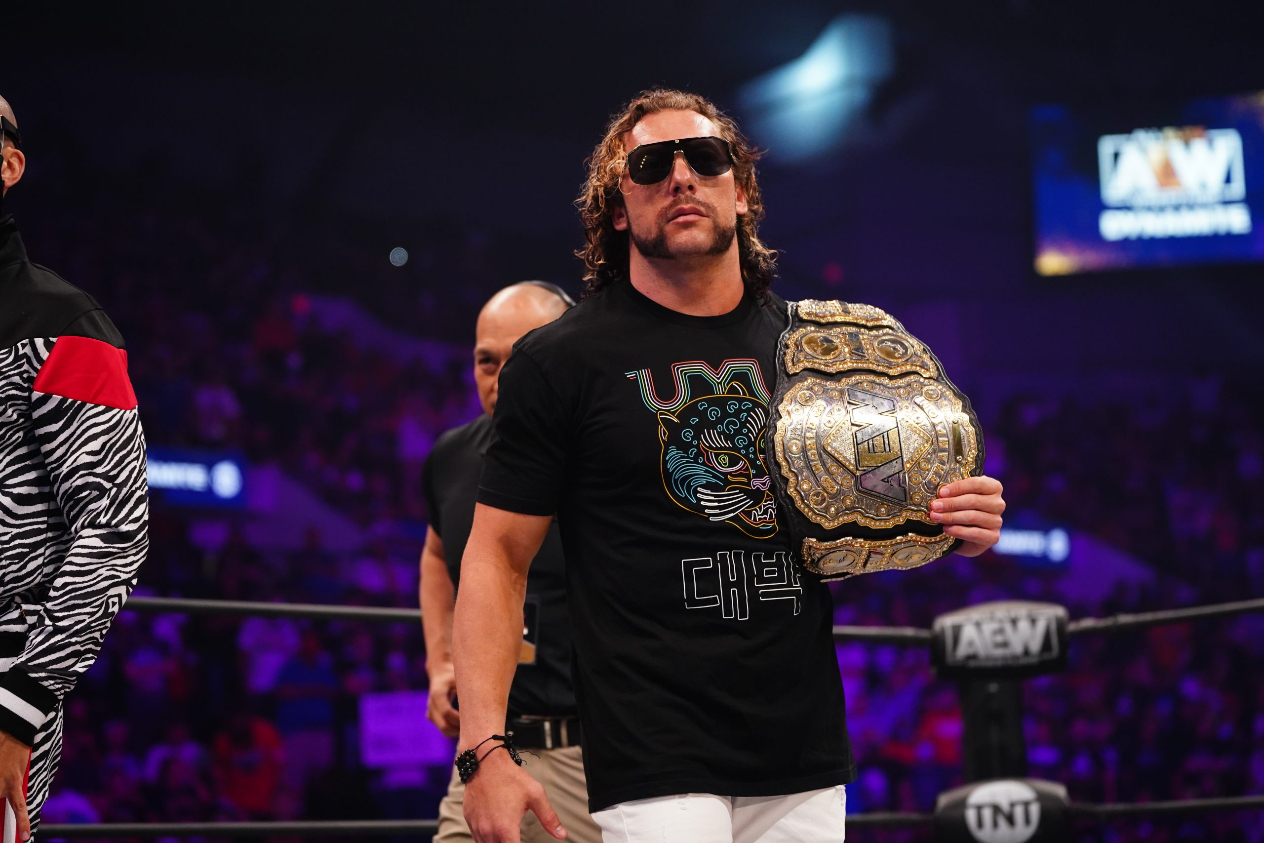Kenny Omega Talks Wanting To End Tribalism With Pro Wrestling Fans