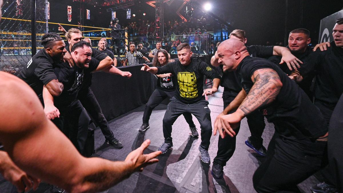 WWE NXT Takeover 36 Go-Home Viewership And Key Demo Rating Down From Last Week