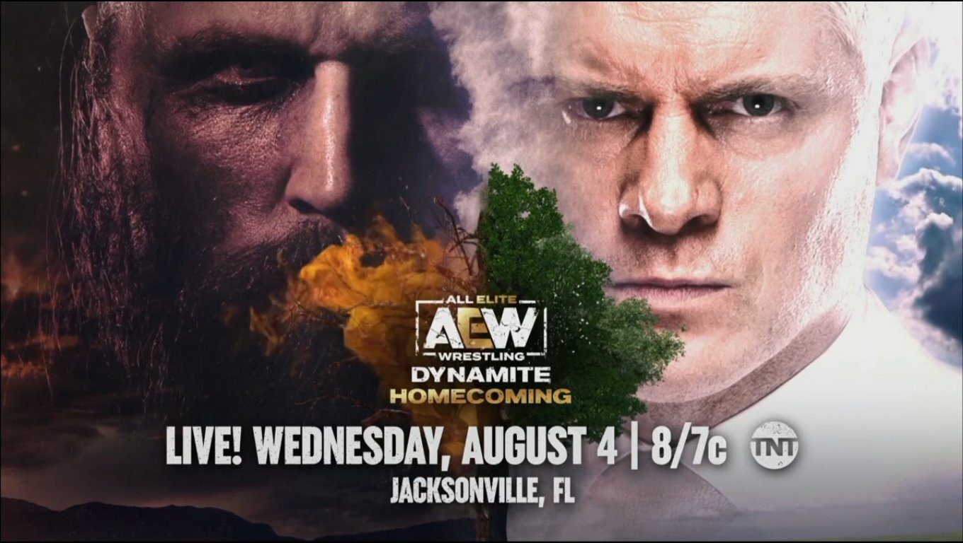 AEW Dynamite: Homecoming Results - August 4