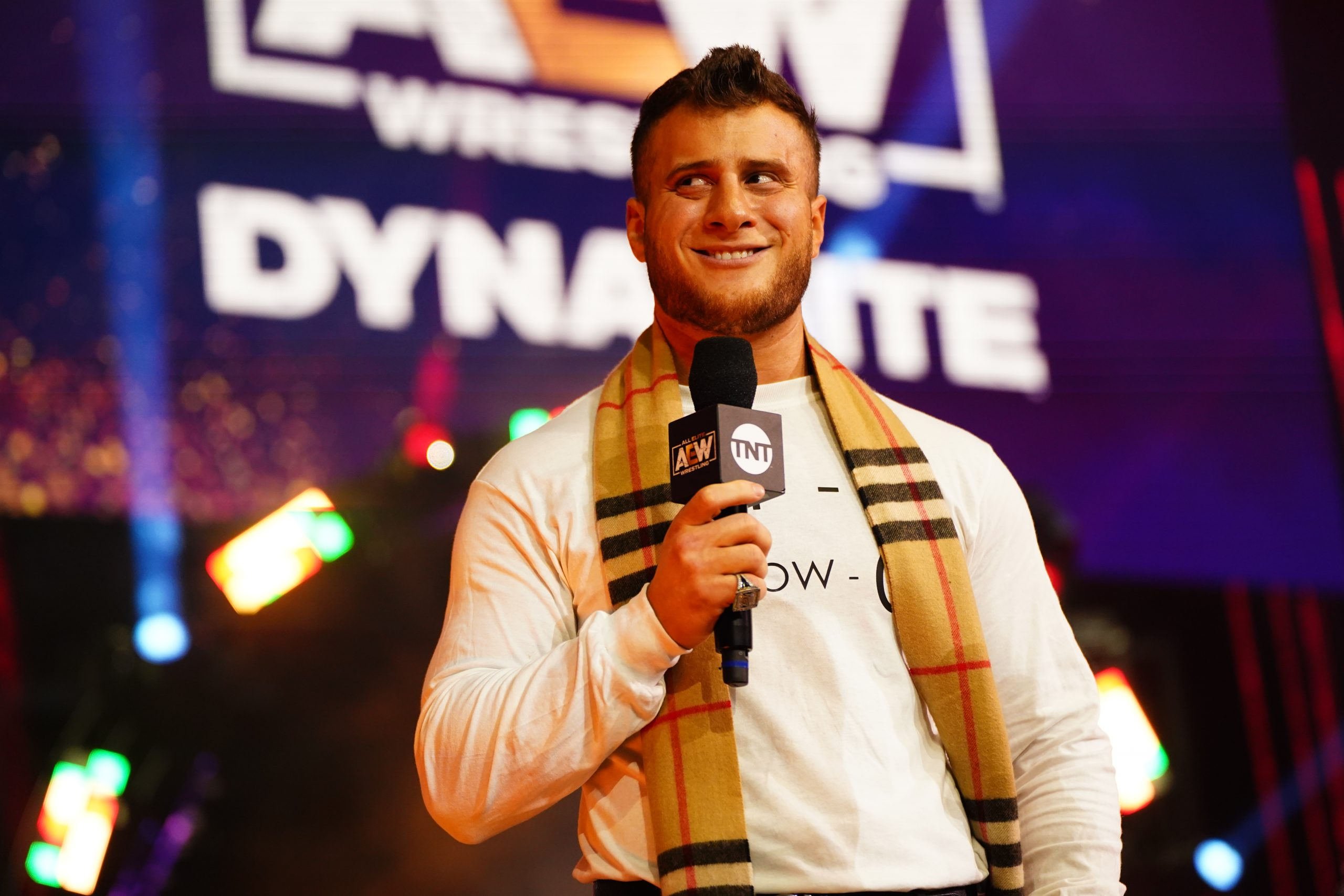 """MJF Reveals Which WWE Hall Of Famer Made Him """"Fall In Love With Wrestling"""""""