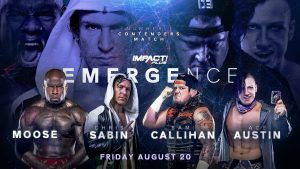 Number One Contenders Match Added To Impact Emergence