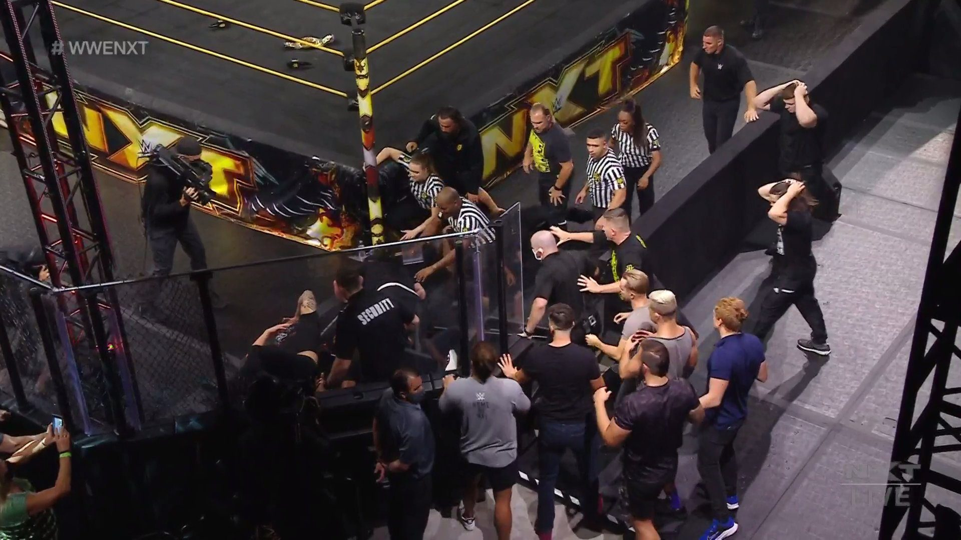 WWE NXT Results – Takeover 36 Go-Home Show, Mixed Tag Team Match, WALTER, More