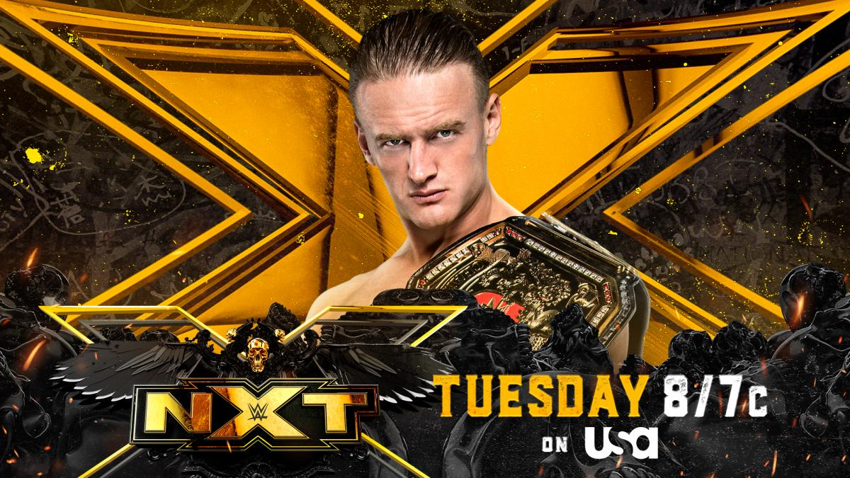 WWE NXT Preview For Tonight: Ilja Dragunov To Appear, Io Shirai Returns To Action, More
