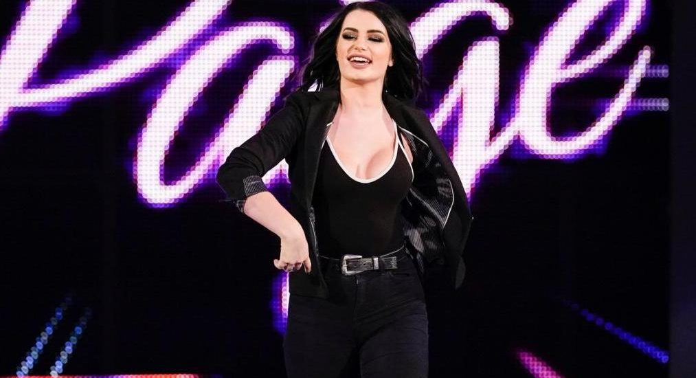 Photo: Paige Drops Another Hint About Possible In-Ring Return
