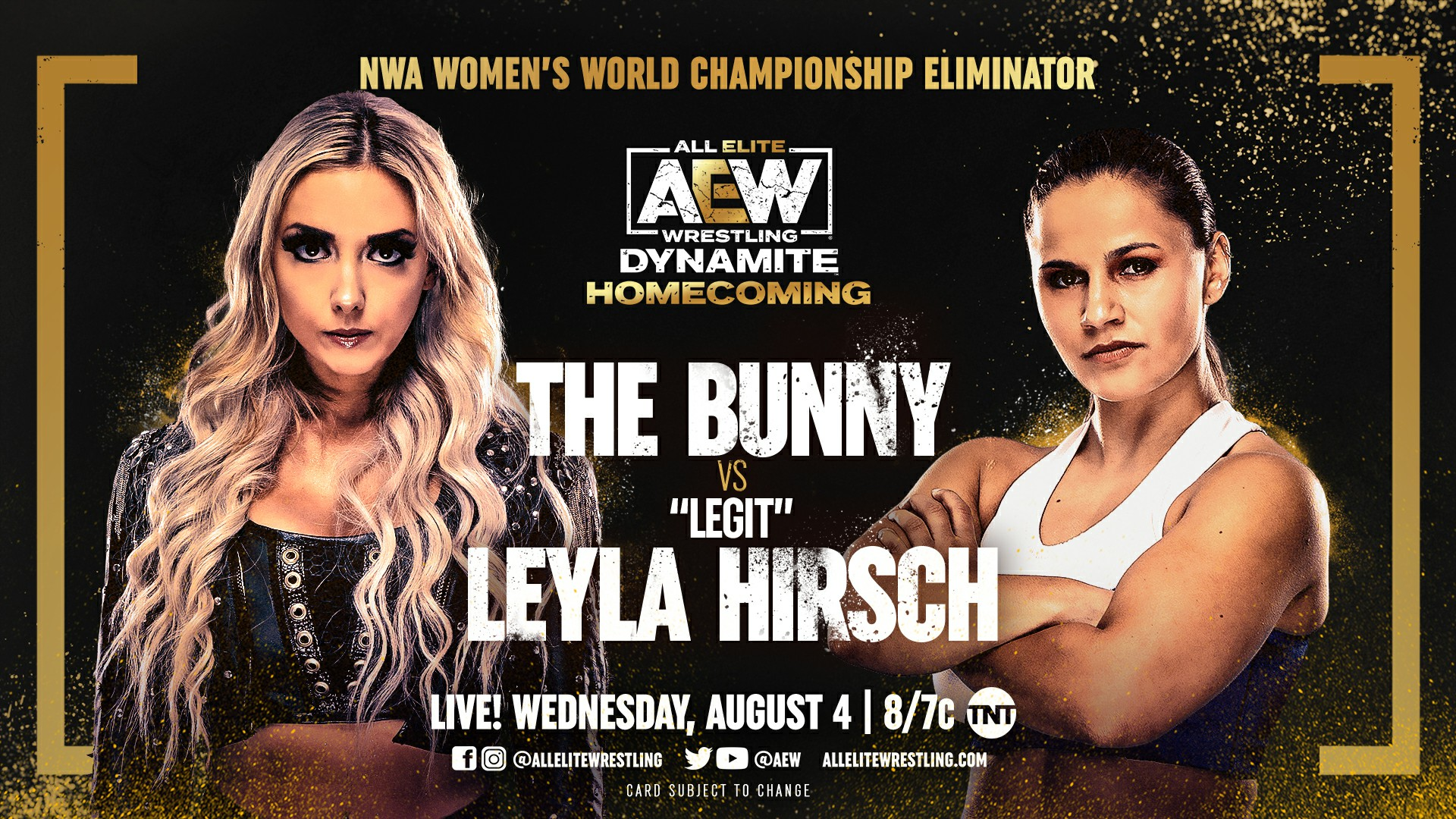 Winner Of Leyla Hirsch Vs. The Bunny To Get NWA Women's Title Shot At NWA Empowerr
