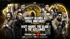 AEW Dark Results: Jon Moxley In Action For 100th Episode