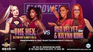 New NWA Women's Tag Team Champions Crowned At NWA EmPowerrr