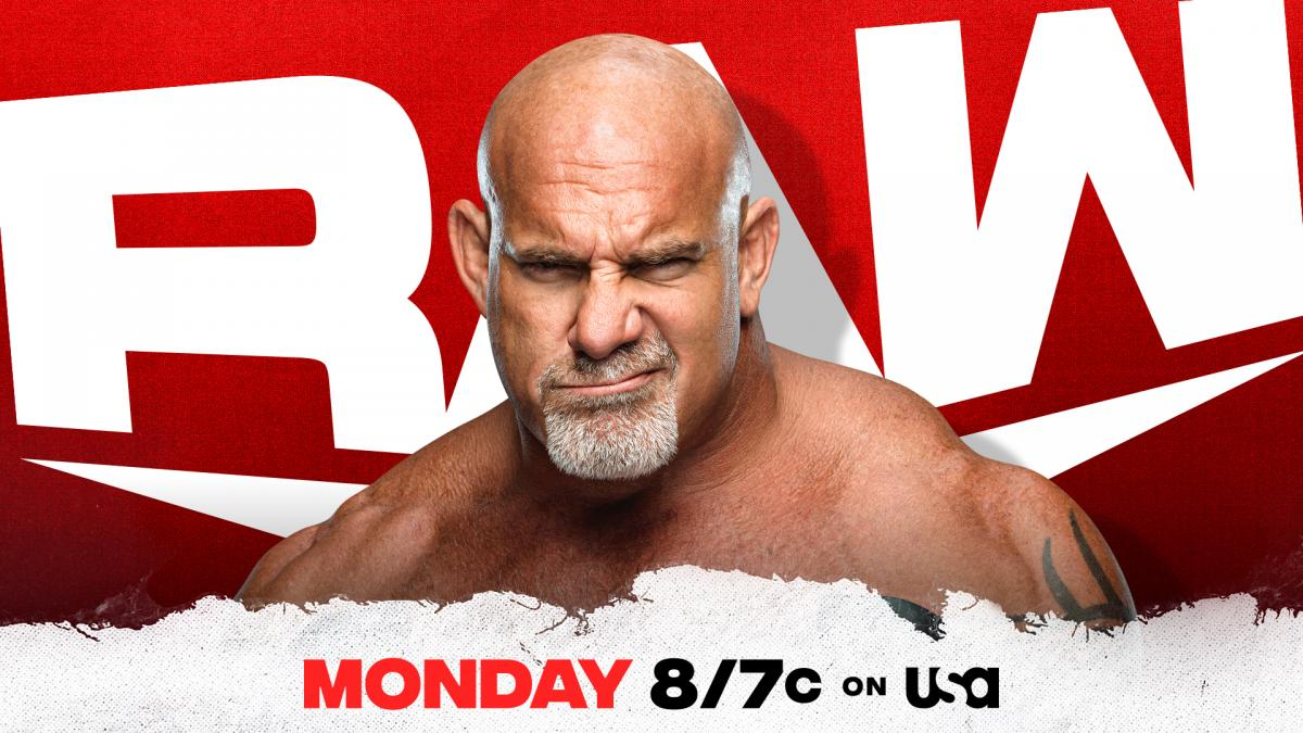 WWE RAW Preview - Goldberg Returns, No Holds Barred Match