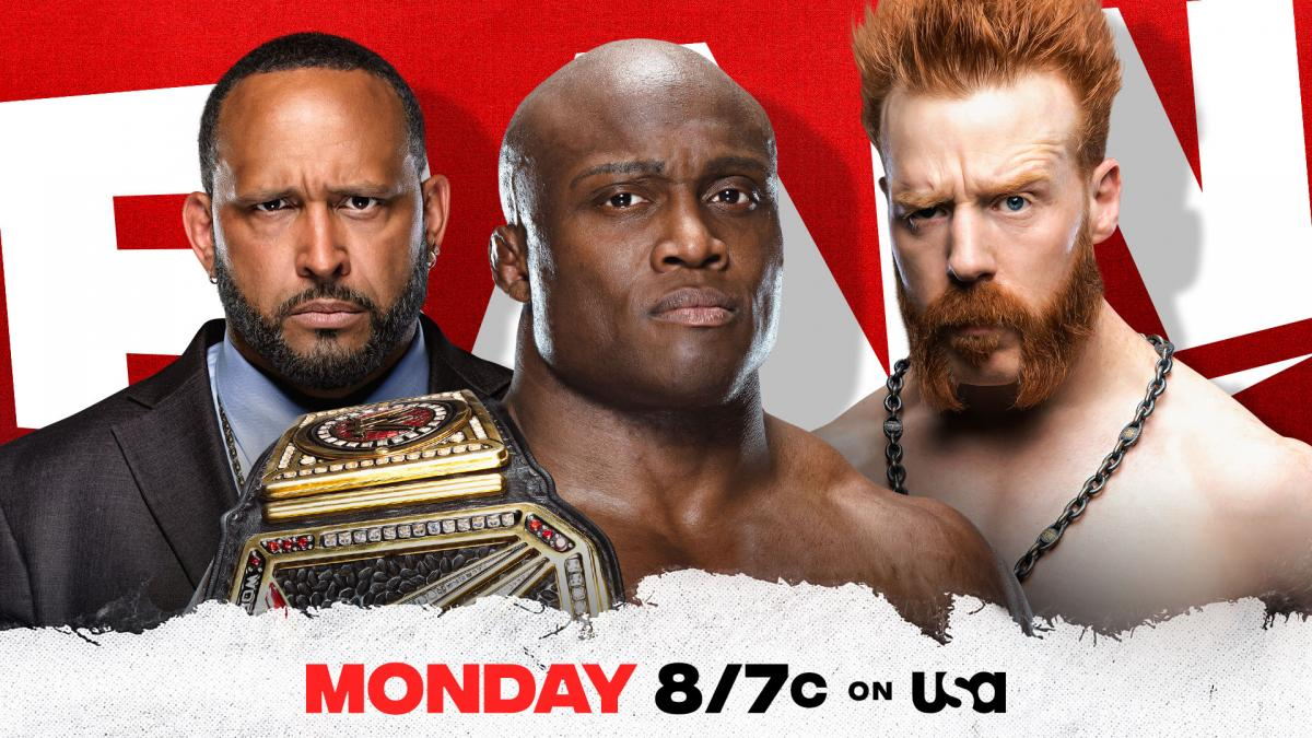 WWE RAW Preview For Tonight: Bobby Lashley In Action, Match Possibly Nixed, More