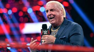 """Ric Flair Reacts To Rob Van Dam's Update To His """"Plane Ride From Hell"""" DSOTR Comments"""