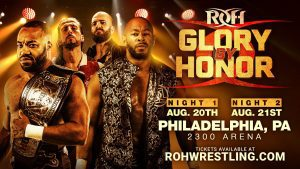 Pure Rules Match Announced For ROH Glory By Honor