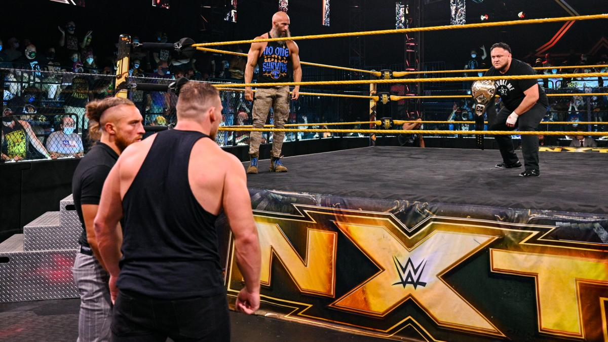 WWE NXT Viewership And Key Demo Rating Up From Last Week For Taped Post-Takeover 36 Show