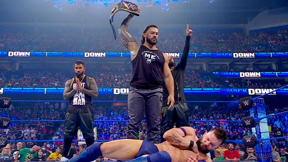 WWE SmackDown Viewership And Rating Up From Last Week With Olympics Ceremony Competition
