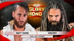 ROH Glory By Honor (Night 2) Results: Steel Cage Match