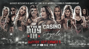 Jon Moxley Facing NJPW Star At All Out, New Casino Battle Royale Entrants
