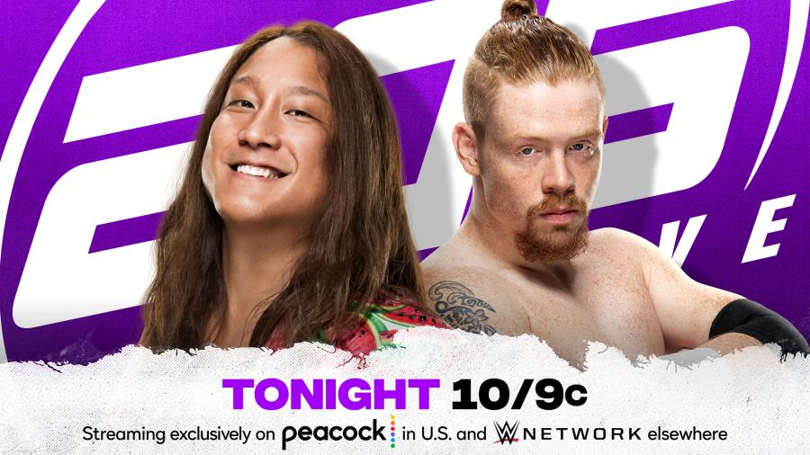 WWE 205 Live Results (8/27): Ikemen Jiro And Trey Baxter Battle For Supremacy