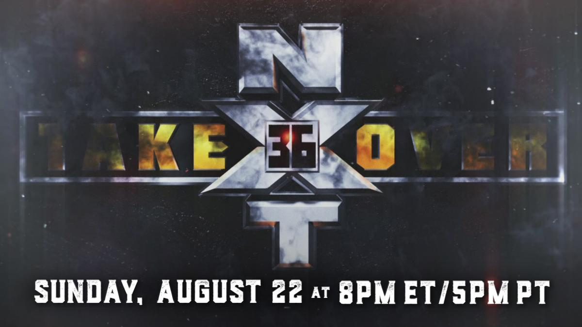 WWE NXT Takeover 36 Pre-Show Match Revealed