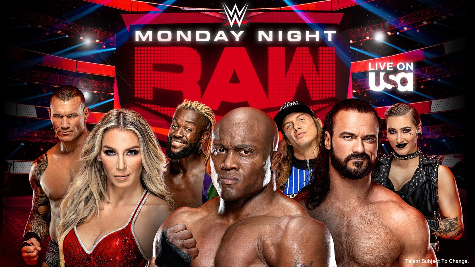 Tonight's WWE RAW Is Sold Out - Wrestling Inc.