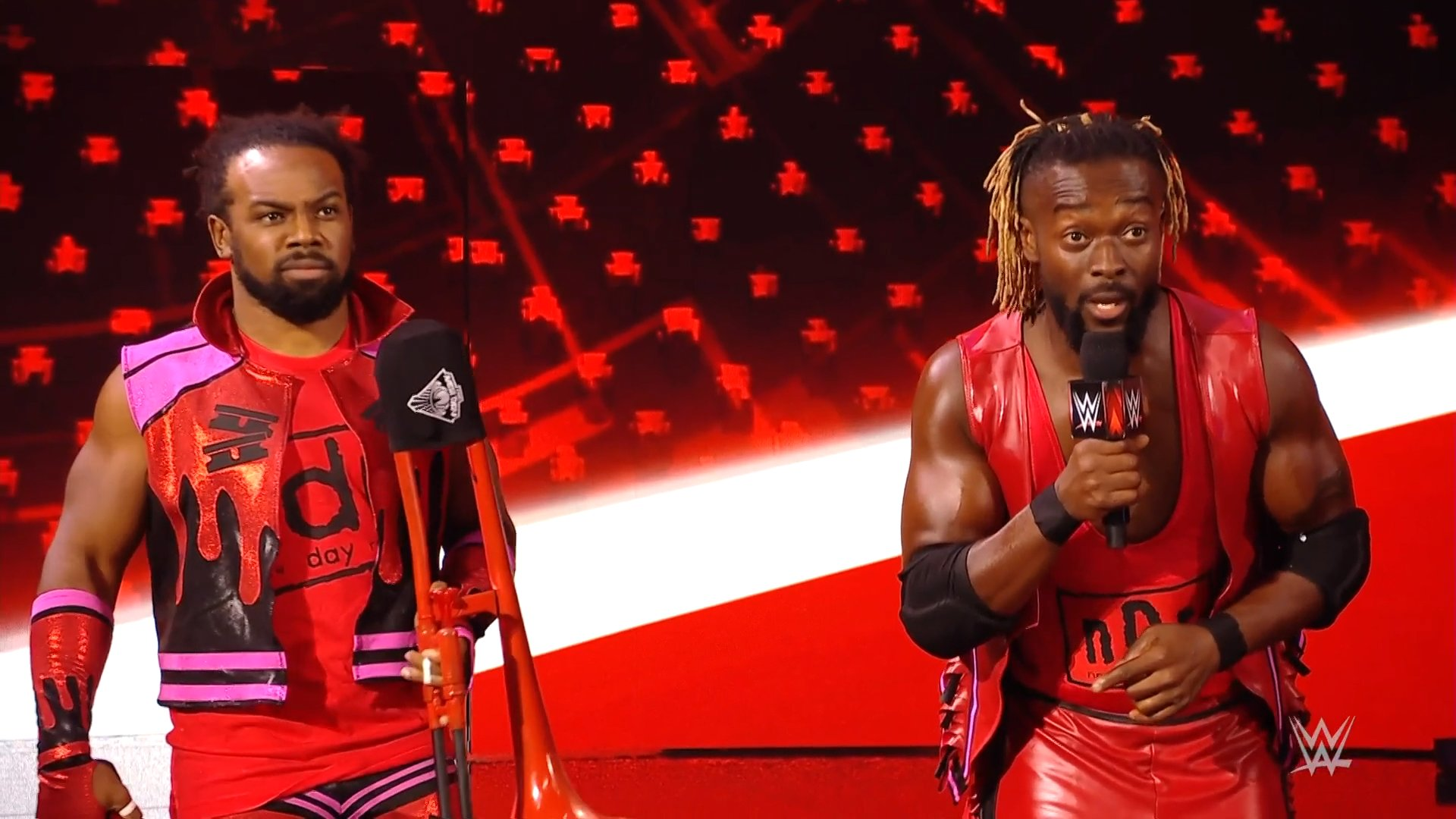 Kevin Nash Reacts To The New Day Paying Tribute To The Outsiders On WWE RAW