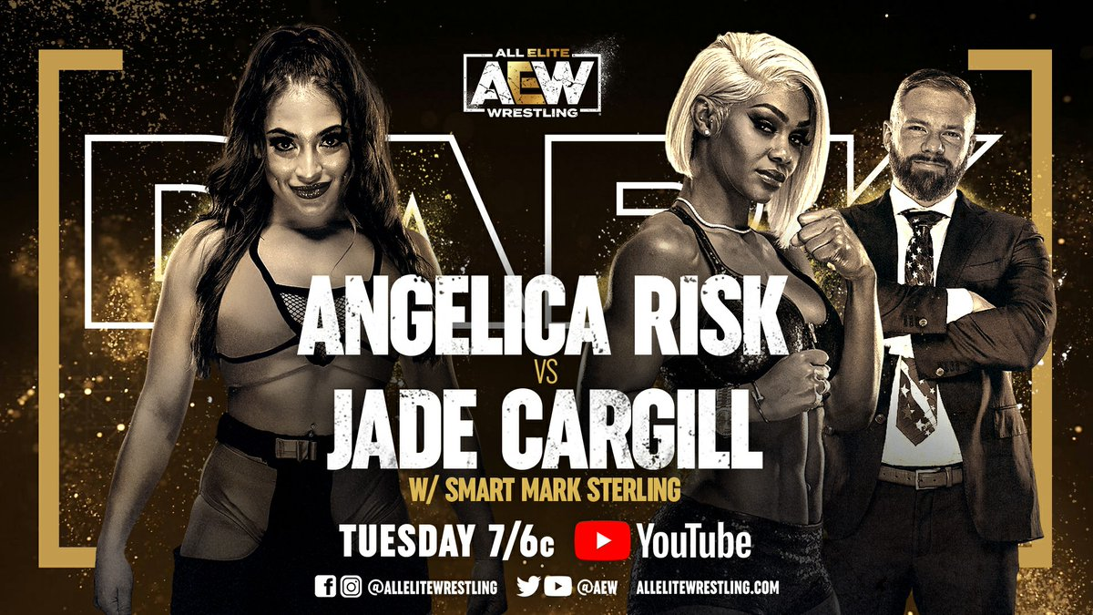 AEW Dark Results (9/14): Jade Cargill, Anna Jay And 2point0 In Action