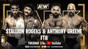 AEW Dark Live Coverage (9/21): FTR, Big Swole, Eddie Kingston And More In Action