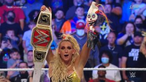 Charlotte Flair On Why She Destroyed Lilly After Alexa Bliss Match At WWE Extreme Rules