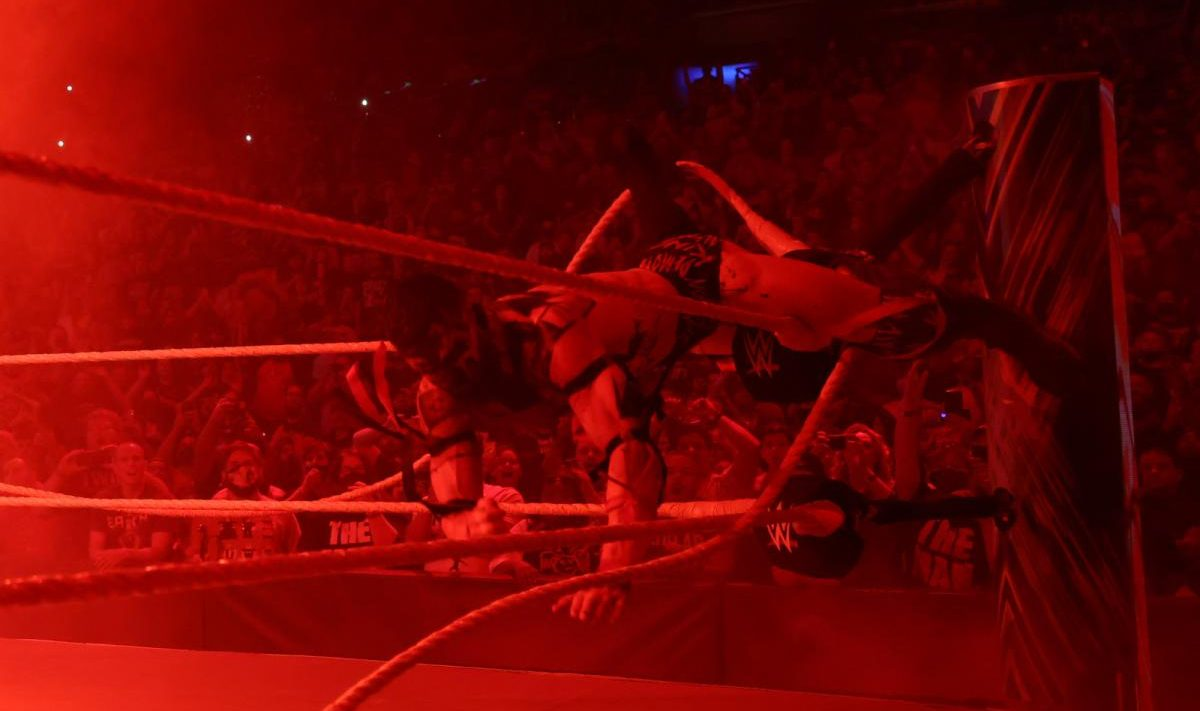 Fans Criticize Bizarre Finish To WWE Extreme Rules Main Event, Roman Reigns & Others React