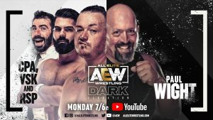 AEW Dark: Elevation Results: Paul Wight, Thunder Rosa And Dark Order In Action