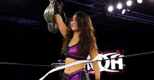 New ROH Women's Champion Rok-C On Lessons Learned From Maria Kanellis