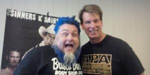 The Blue Meanie And JBL Talk Bloody Incident At ECW One Night Stand