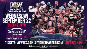 Stephen Amell Appearing At AEW Dynamite: Grand Slam