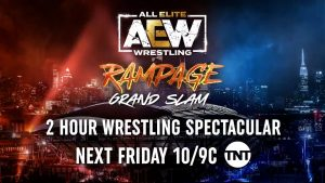 New Matches Announced For AEW Rampage: Grand Slam