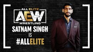 AEW Signs Former NBA Player, Tony Khan On Commitment To Cultivating Homegrown Stars