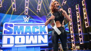 Becky Lynch Opens Up About Past Issues With Her Body
