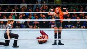 Becky Lynch Touts Recent Success And Says She's Better Than Ever