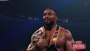 Big E Reveals Ric Flair Texted Him After His WWE Championship Win