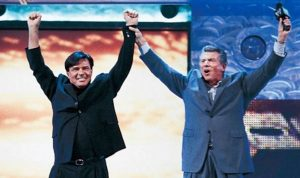 Eric Bischoff Has Interesting Observation On Vince McMahon And Last Night's AEW Dynamite