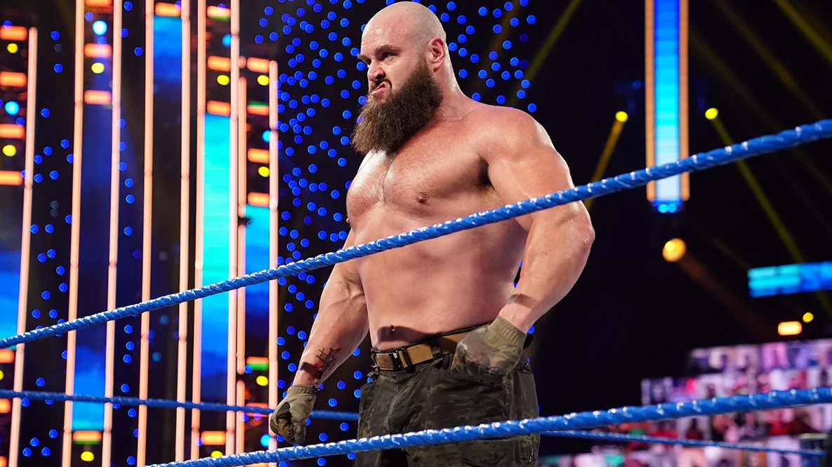 Is Braun Strowman Really Coming Back To The WWE? 1