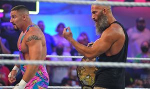 WWE NXT Results – New Champion Crowned, Bron Breakker Teams With Tommaso Ciampa, More