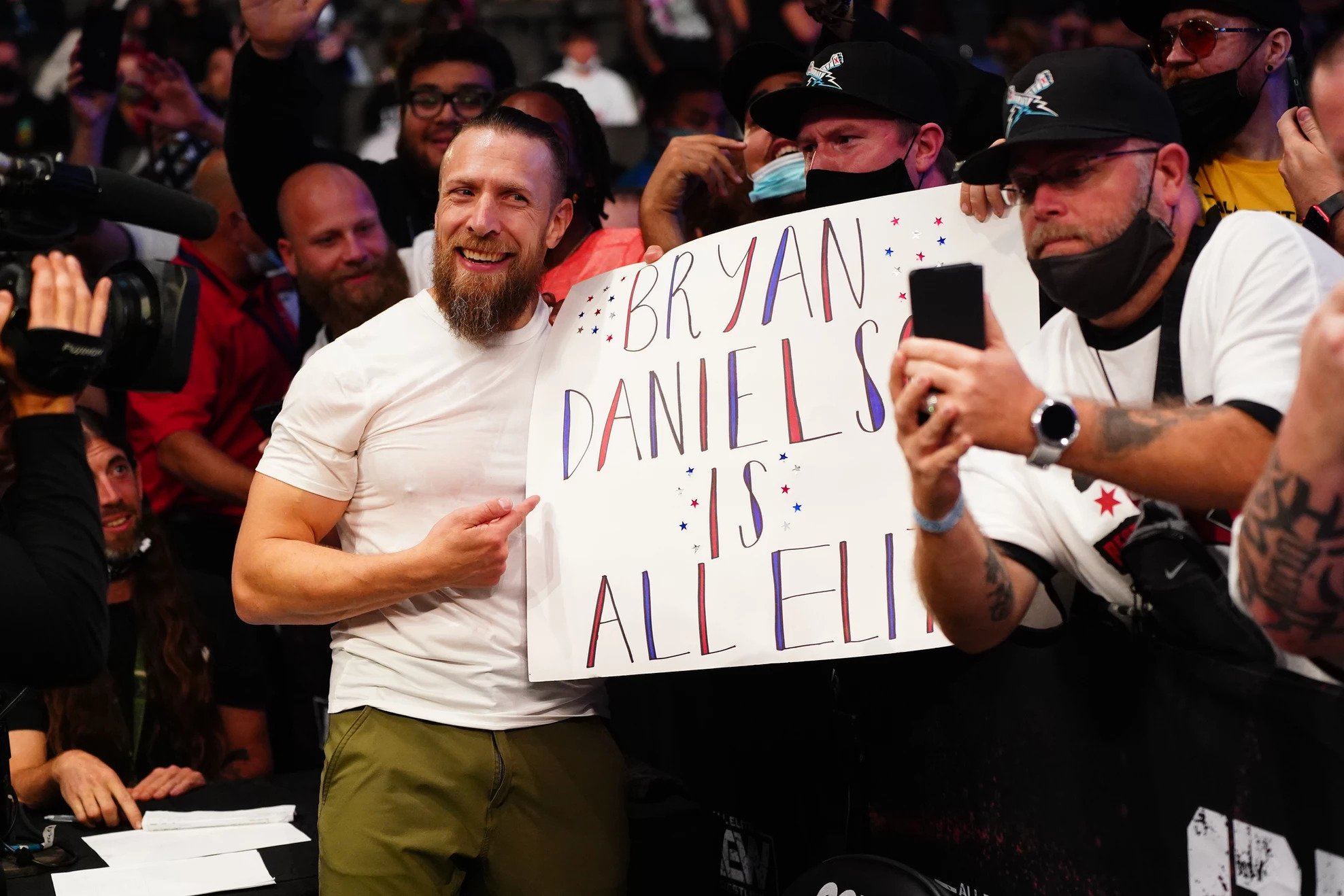 Bryan Danielson And Adam Cole Added To Tonight's AEW Rampage