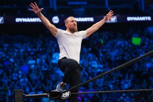 """Bryan Danielson Thanks WWE Ahead Of """"Biggest Match Of My Career"""" Against Kenny Omega"""
