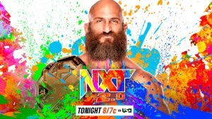 WWE NXT Opener Revealed For Tonight, Another New Segment