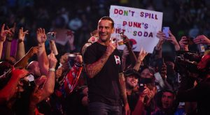 """CM Punk On Adam Cole And Bryan Danielson's Debuts Vs. The Outsiders: """"It's Bigger"""""""