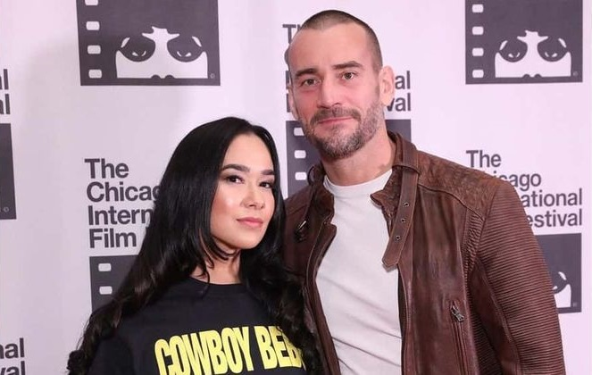 CM Punk Comments On Return To Wrestling, AJ Lee Reacts To His AEW Match