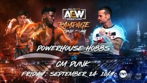 CM Punk Asks Fans To Choose His Attire For AEW Rampage Match