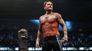 CM Punk Switches Up His Look For AEW Rampage